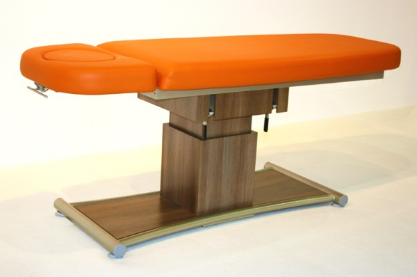 Wavemotion mit Polsterfarbe orange