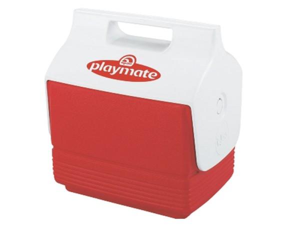 IGLOO Playmate Kühlbox - Farbe rot/blau