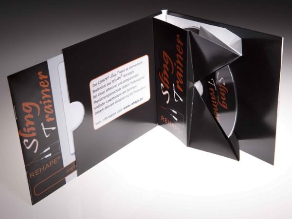 Übungs-DVD zum Rehape Sling-Trainer