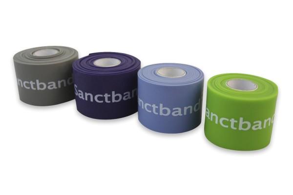Sanctband bei RHAPE® - Das Test-Set für Easy Flossing im 4er - Level 1, 2, 3 & 4 - von leicht bis extrastark - in Premium-Qualität