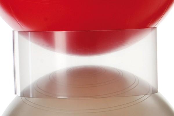 Stapelhilfe aus hochwertigem Plexiglas