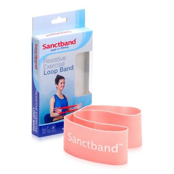 Sanctband Loop Standard - rosa/extra leicht