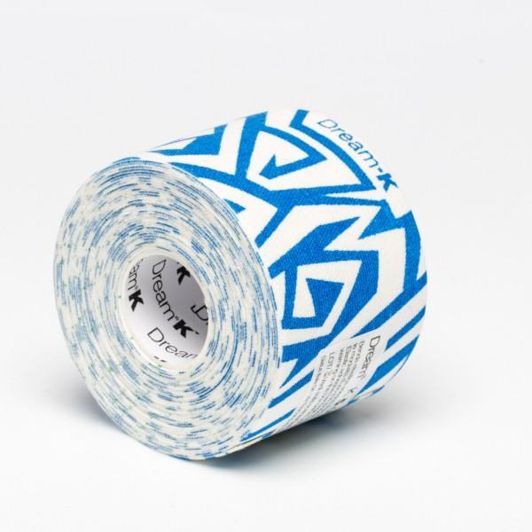 Sixtus Dream K im Tribe-Design - weiß-blau