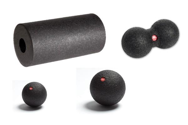 Set aus 4 verschiedenen Blackroll Trainingsgeräten