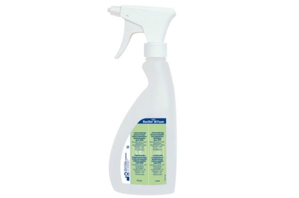 Bode Bacillol 30 - Desinfektionsschaum in Sprühflasche