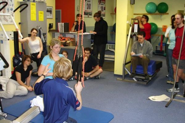 Physiotherapie-Schulung zum Rehape Konzept