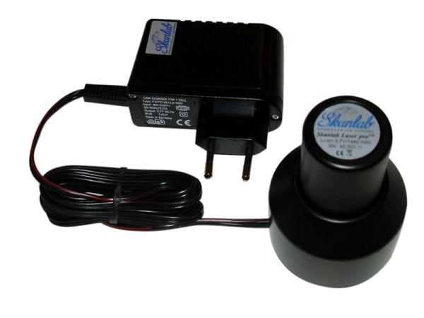 Skanlab Laser - Ladegerät inklusive 100-300 Volt Adapter