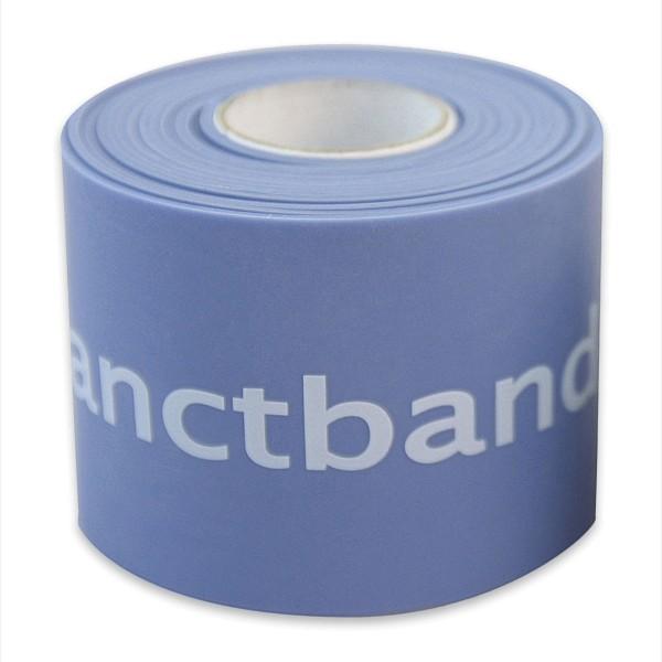 Sanctband Flossband extrabreit 7,5 cm - Farbe Blaubeer